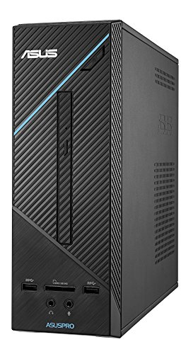 ASUS デスクトップパソコン PRO (Core i3/4GB・HDD 500GB/Windows 10/ブラック)【日本正規代理店品】 D320SF-I37100/A