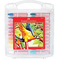 Faber-Castell 24 Count Oil Pastels by A.W. FABER-CASTELL [並行輸入品]