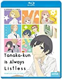 Tanaka-Kun Is Always Listless/ [Blu-ray] [Import]