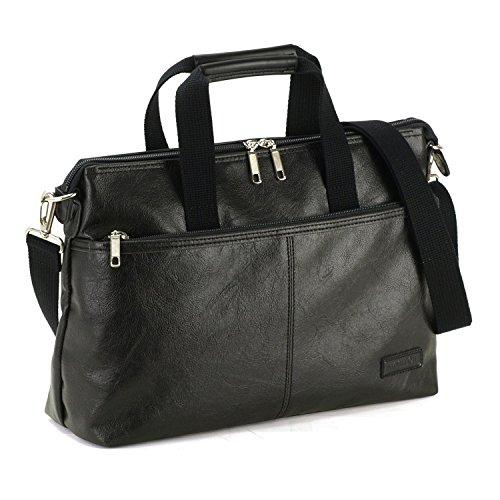 (ハミルトン) HAMILTON ビジネスバッグ 16334 (ブラック)