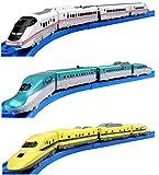 プラレールアドバンス ACS対応 新幹線3台セット AS-02 E5系新幹線はやぶさ(連結仕様) AS-13 E3系新幹線0番代 (連結仕様) AS-03 923形3000番代ドクターイエロー