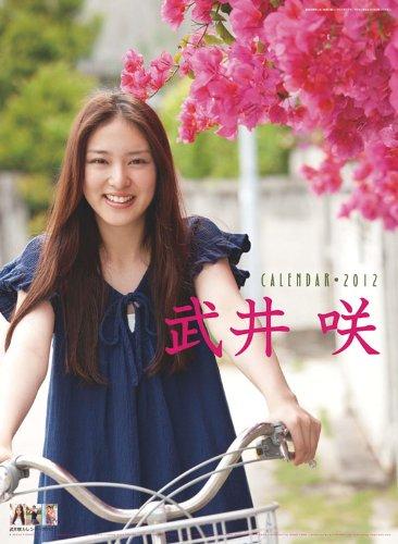 武井咲 2012年カレン...