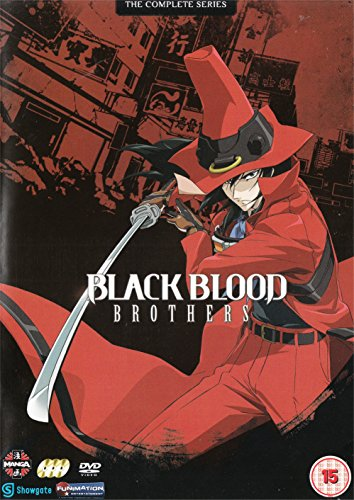 Black Blood Brothers - Series 1 Part 1 [Import anglais]