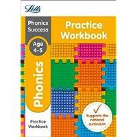 Letts Ks1 Revision Success - New 2014 Curriculum - Phonics Ages 4-5 Practice Workbook (Letts KS1 Revision Success - New Curriculum)