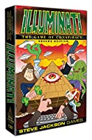 Illuminati The Game of Conspiraracy