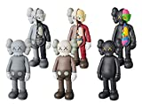 MEDICOM TOY KAWS COMPANION OPEN EDITION 6体セット メディコムトイ