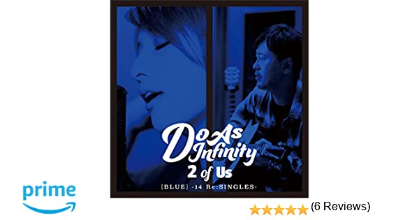 amazon 2 of us blue 14 re singles cd dvd do as infinity j
