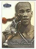 ステフォン・マーブリー1998–99Flairショーケース行3New Jersey Netsカード# 10