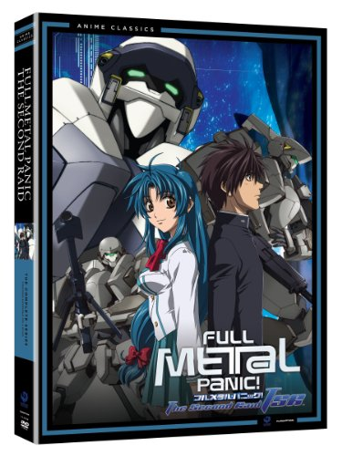 Full Metal Panic: The Second Raid - Classic [DVD] [Import]