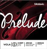 D'Addario ダダリオ ヴィオラ用 バラ弦 Prelude C-String Short Scale J914 SM Medium Tension 【国内正規品】