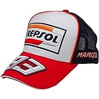 [ MOTO GP ] レプソル ホンダ マルク?マルケス 93 オフィシャル デュアル キャップ