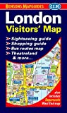 London Visitors' Map 画像