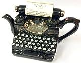 タイプライター ティーポット / Typewriter Full size Teapot