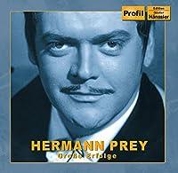 Herman Prey - A Story of Success