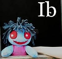 AD230 Ib - イヴ★ギャリー部屋にある青いぬいぐるみ 風 萌え萌えぬいぐるみ コスプレ小物