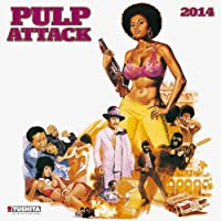 Pulp Attack 2014 (Media Illustration)