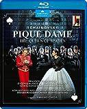 チャイコフスキー : 歌劇≪スペードの女王≫ / ザルツブルク音楽祭 2018年 / ウィーン・フィルハーモニー管弦楽団   マリス・ヤンソンス (Tchaikovsky: Pique Dame at Salzburg Festival2018) [Blu-ray] [Import] [日本語帯・解説付] 画像