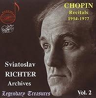 Richter Archives, Vol. 2 - Chopin Recitals (1954 - 1977) (2006-04-10)
