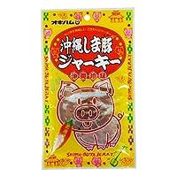 沖縄ハム総合食品 沖縄しま豚ジャーキー 25gx12 [その他]