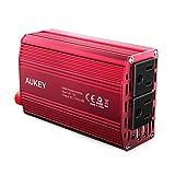 Best Aukey iPhone 4のバッテリー - AUKEY カーインバーター インバーター 300W 車載充電器 シガーソケット ACコンセント DC12VをAC100V-110Vに変換 Review