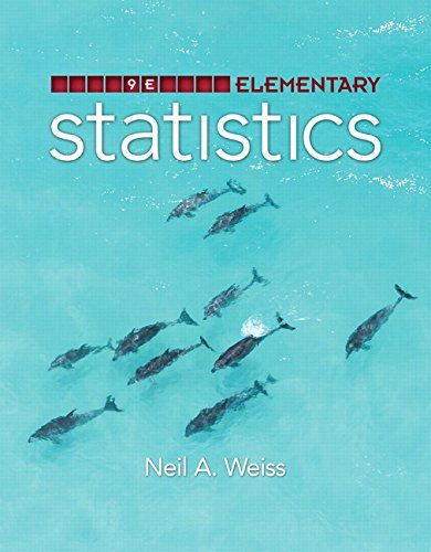 Download Elementary Statistics (9th Edition) 0321989392