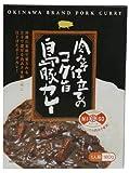 沖縄物産企業連合 肉みそ仕立てのコク旨島豚カレー 180g