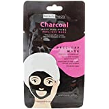 (6 Pack) BEAUTY TREATS Deep Purifying Peel-Off Charcoal Mask (並行輸入品)
