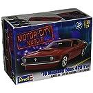 アメリカレベル 1/24スケール 【85-2149】  Motor City Muscle '70 マスタング ボス 429 3 'n 1