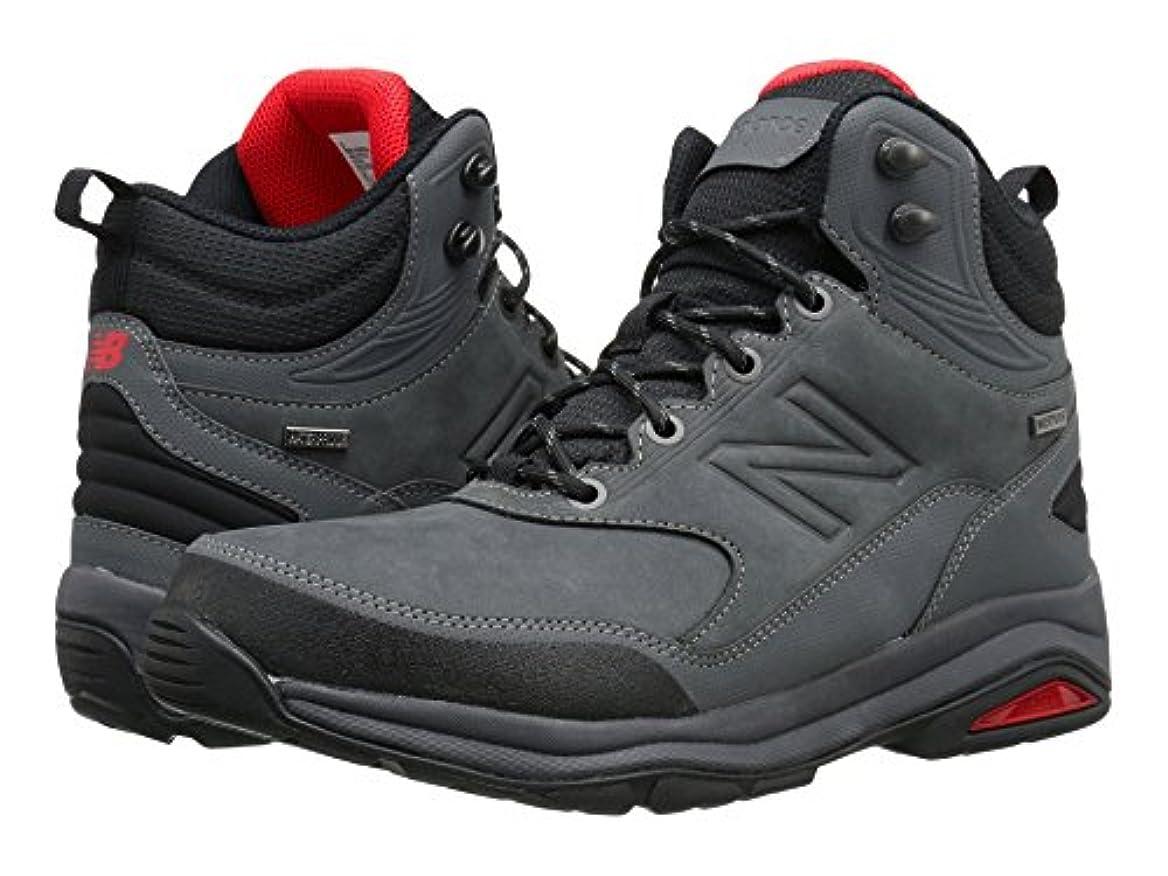 セッティング辞任強化する(ニューバランス) New Balance メンズブーツ?靴 MW1400v1 Grey 14 (32cm) D - Medium