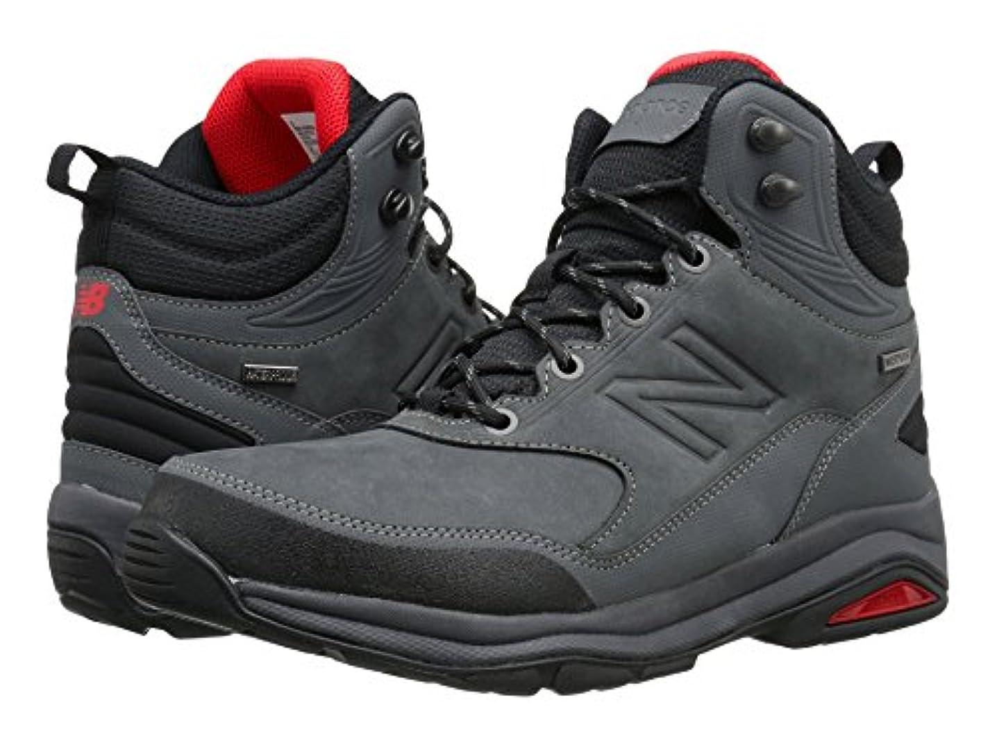 本体軽蔑する手入れ(ニューバランス) New Balance メンズブーツ?靴 MW1400v1 Grey 7 (25cm) EE - Wide