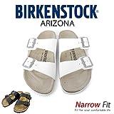 ビルケンシュトック ソックス (ビルケンシュトック) BIRKENSTOCK ビルケン サンダル アリゾナ ナローフィット 定番モデル レディース さんだる ビルケンシュトック bks-gc051733-793