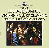 【普通に〜】(006) J.S.Bach 「チェロとチェンバロのためのソナタ集」