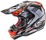 アライ (ARAI) ヘルメット オフロード Vクロス4 ボーグル 赤 54cm VX4-BOGLE-RD54
