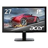 Acer ディスプレイ モニター KG270bmiix 27インチ/フルHD/ノングレア/1ms/HDMI/スピーカー付