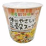 ヒガシフーズ かきたま風カップ体にやさしい五穀スープ13.5g×24個