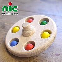 nic(ニック社) ニックスロープ用 円盤カラーボール