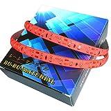ぶーぶーマテリアル LEDテープ 切り売り 白基盤 50cm レッド 赤 防水等級IP65 (LEDの数60球) L21
