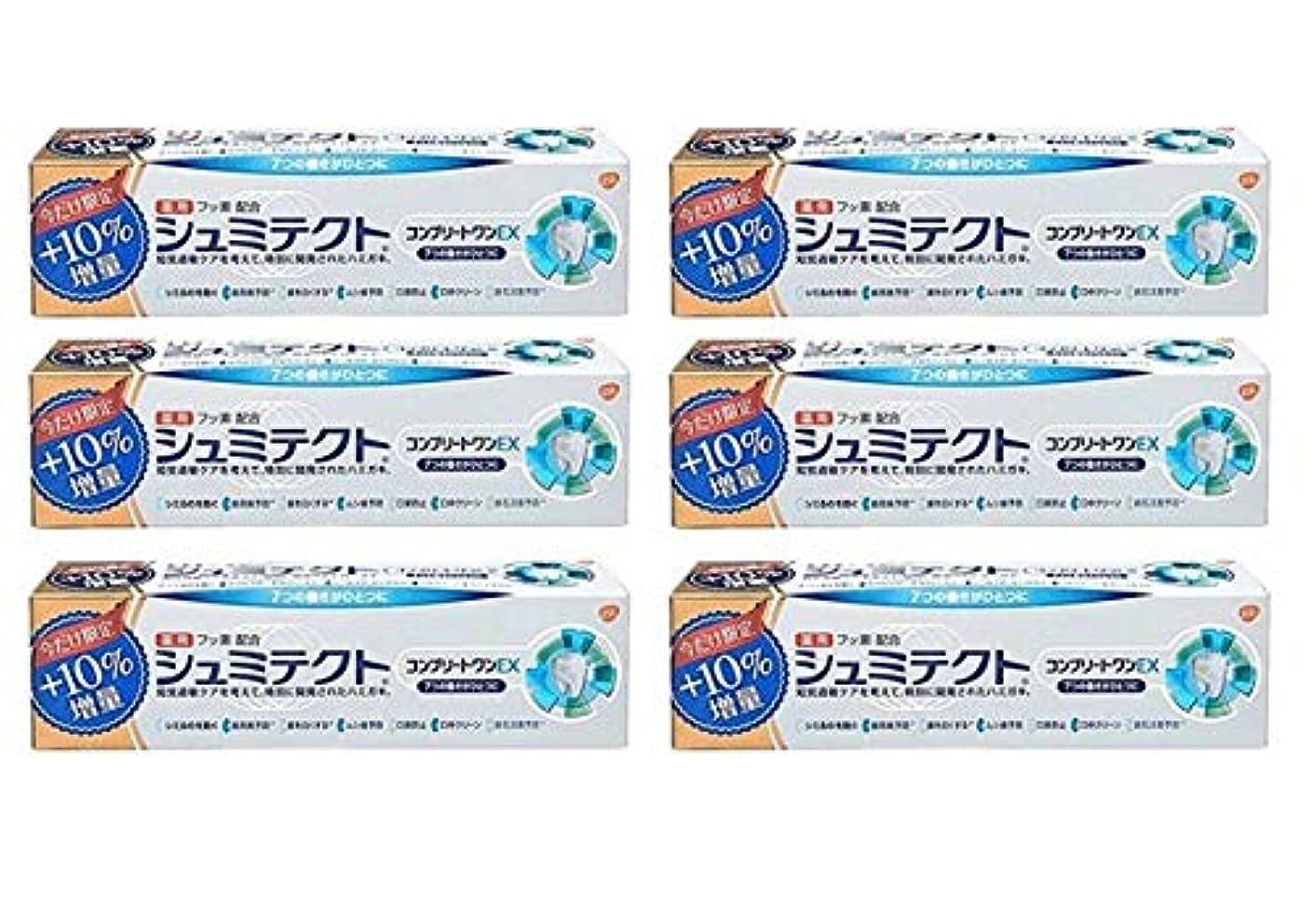 変な配列火薬【6個セット】 薬用シュミテクトコンプリートワンEX増量99g