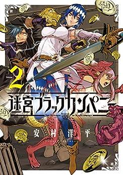 [安村洋平]の迷宮ブラックカンパニー 2巻 (ブレイドコミックス)
