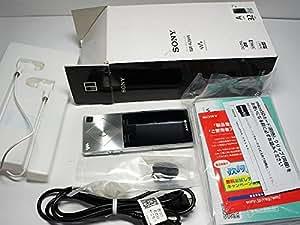 SONY ウォークマン A20シリーズ  32GB ハイレゾ音源対応 ノイズキャンセリング機能搭載イヤホン付属 2015年モデル シルバー NW-A26HN SM