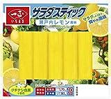 一正蒲鉾 サラダスティック 瀬戸内レモン風味 75g × 1箱12入り