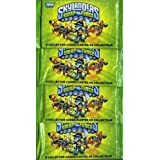Topps Trading Card Game - Skylanders Swap Force - 4 PACK LOT (24 cards)