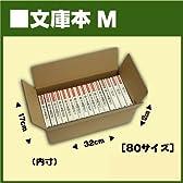 神田 文庫本Mサイズ 32×17×12cm 1枚入