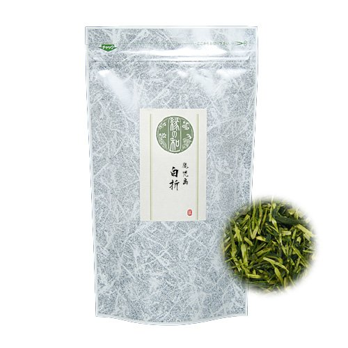 日本茶 茶葉 産地・仕立て・茶種別 (鹿児島白折 200g(100g×2))