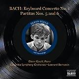 グレン・グールド J.S.バッハ:ピアノ協奏曲 ニ短調 BWV1052 他