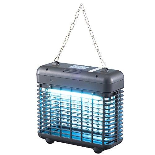 オーム電機『電撃殺虫器 自動点灯AC式3000V』