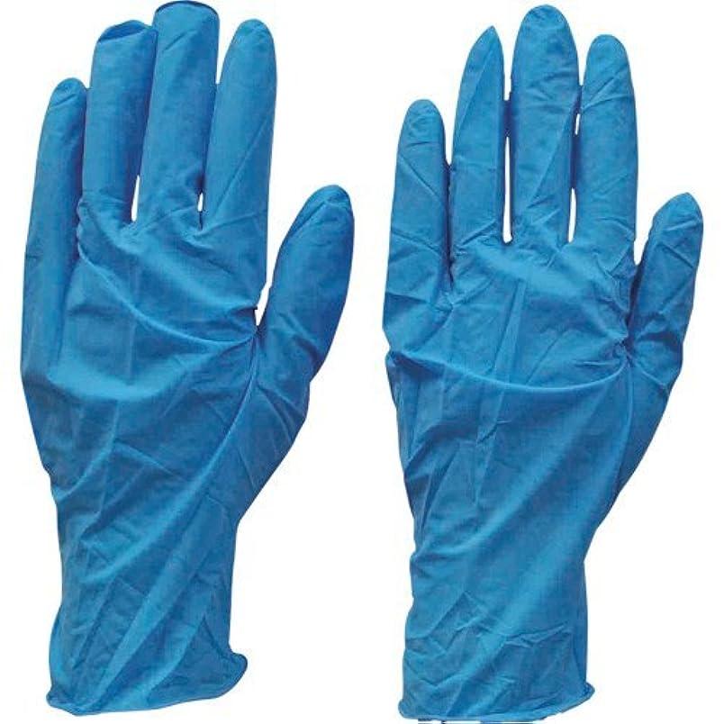 集計かご家具ダンロップ N-211 天然ゴム極うす手袋100枚入 Lブルー N211LB