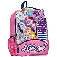 マイリトルポニー MY Little Pony リュックサック/バックパック/鞄/かばん ともだちは魔法 [並行輸入品]