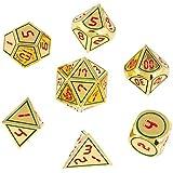B Blesiya 7個 多面ダイス サイコロ 骰子 全9選択 - #2