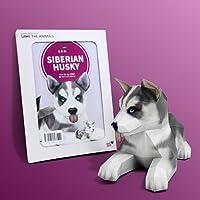 Papertoy - Siberian Husky